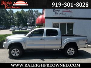 Used 2007 Toyota Tacoma PreRunner in Raleigh