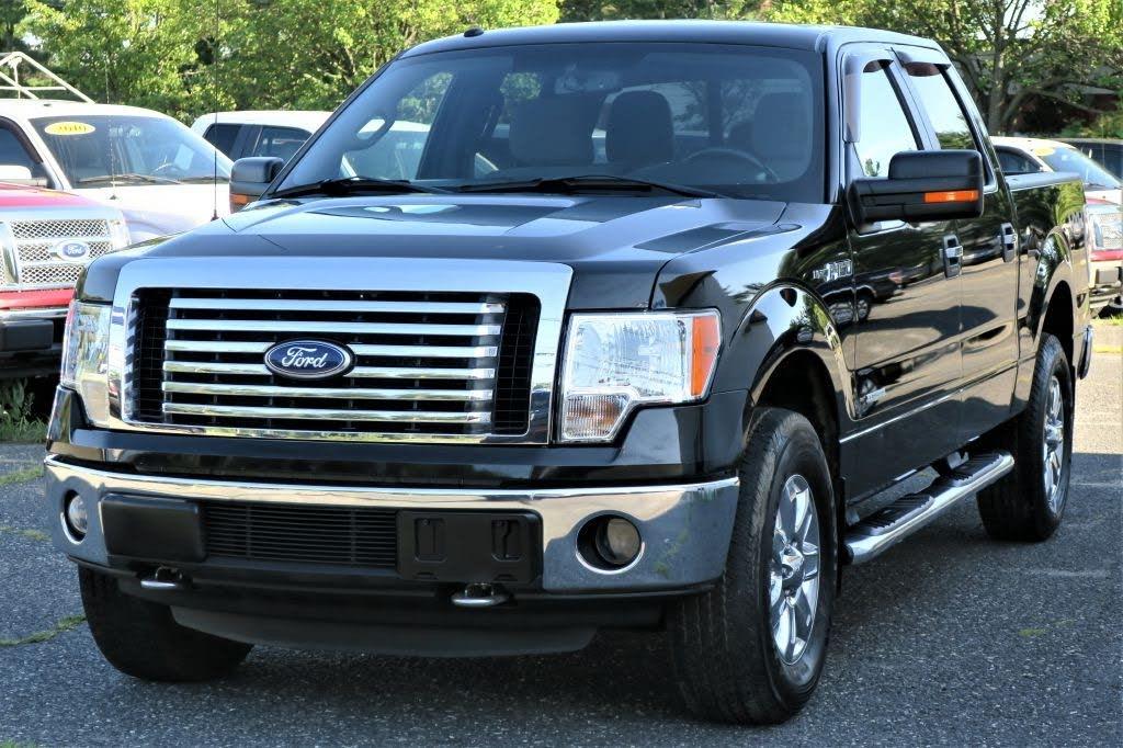 Sold 2011 Ford F150 Xlt Crew Cab In Burlington