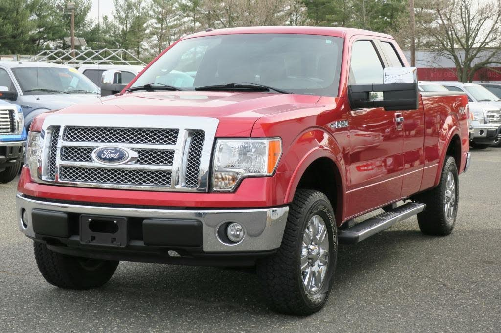 2010 Ford F150 LARIAT SUNROOF + CHROME PKG - High Quality Imports