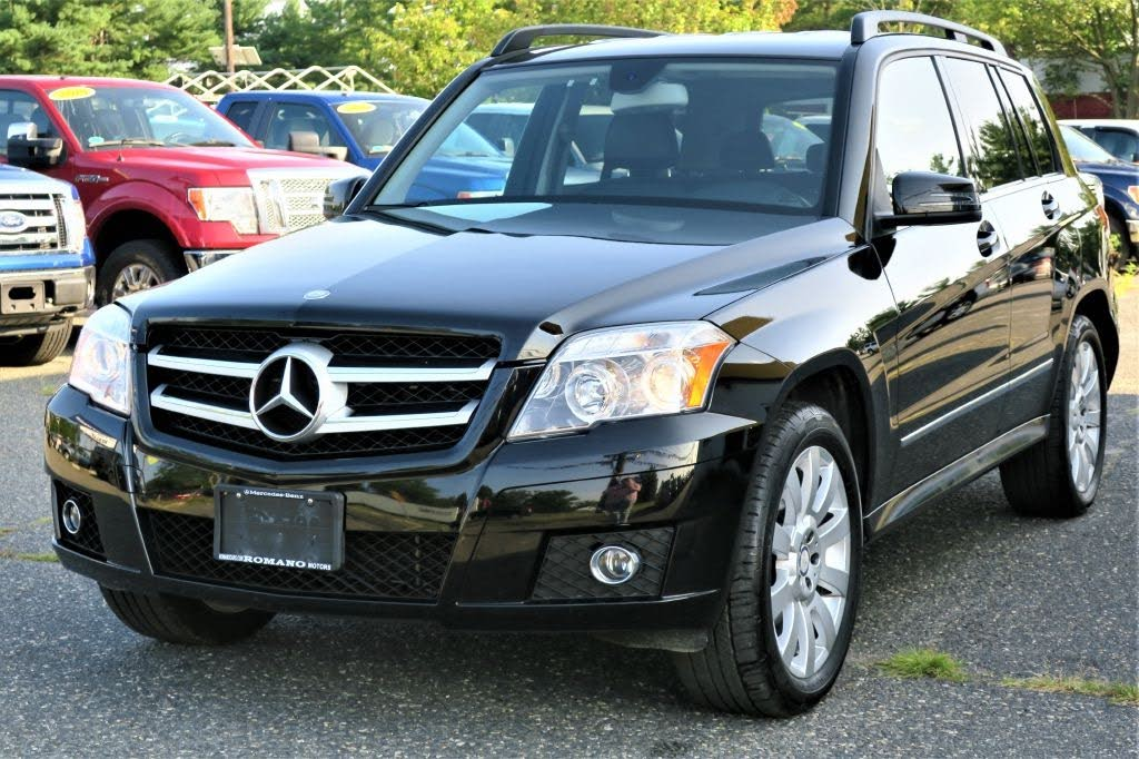 Sold 2012 Mercedes Benz Glk 350 4matic In Burlington