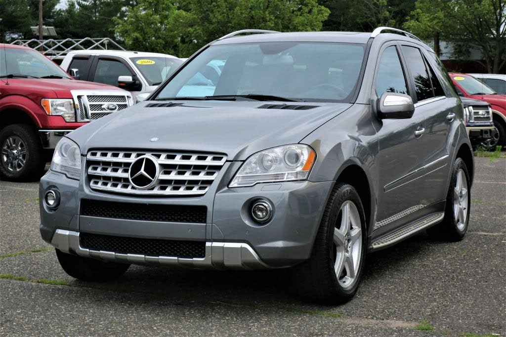 Sold 2010 Mercedes Benz Ml 550 4matic Navi Back Up Cam In Manalapan