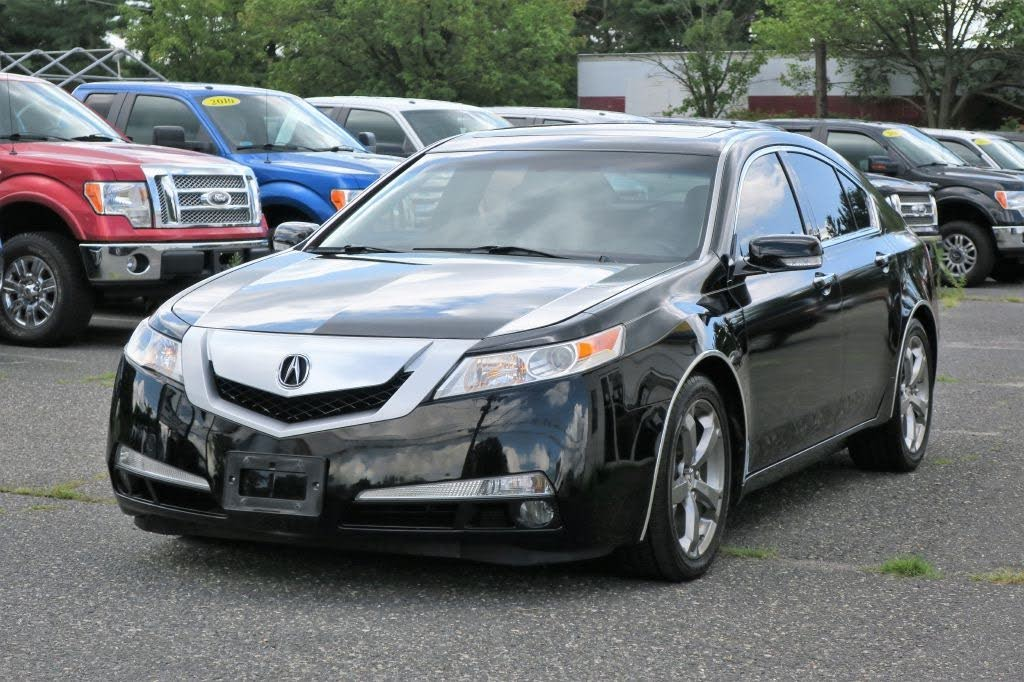 Used Acura TL TECHNOLOGY In Burlington - Acura tl lease offers