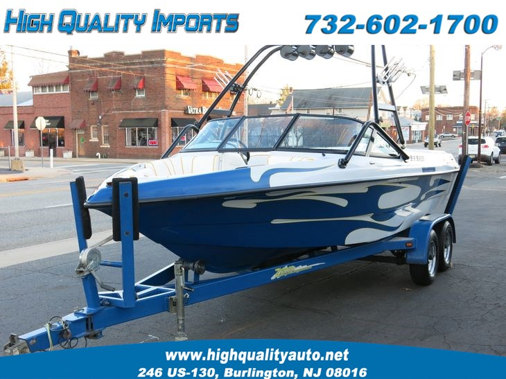 2003 MB SPORTS B52 MARINE MAX 23 FOOT WATER SPORTS BOAT