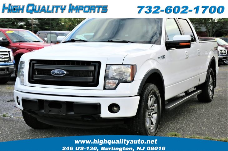 2013 Ford F150 Fx4 >> 2013 Ford F150 Fx4 Supercrew High Quality Imports