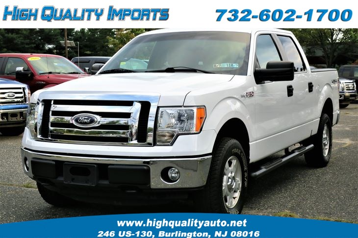 2012 Ford F150 XLT SUPERCREW