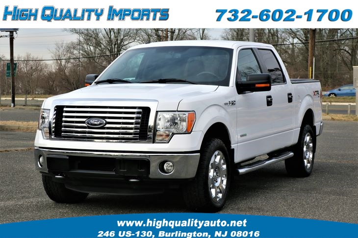 Used 2012 Ford F150 Xlt Crew Cab Xtr Package In Burlington