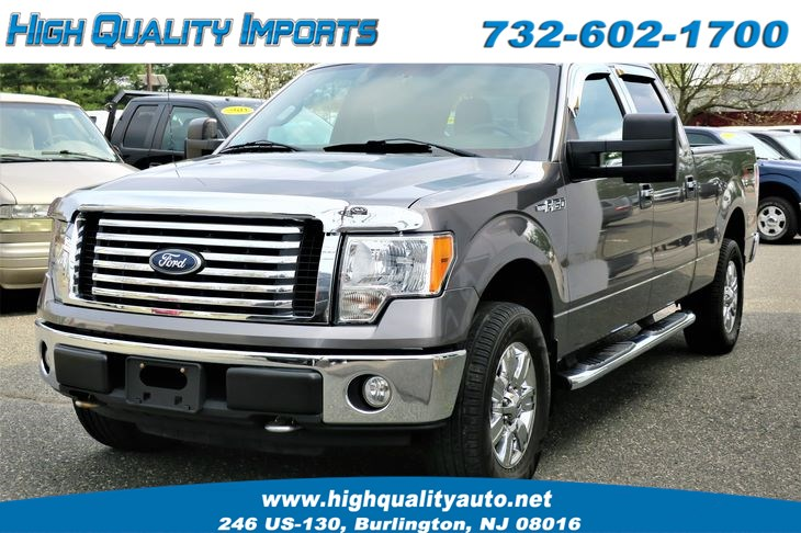 2010 Ford F150 SUPERCREW XTR PACKAGE