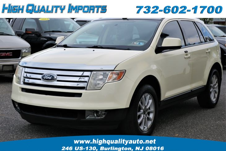 2007 Ford EDGE SEL PLUS FULLY LOADED W/ NAVI