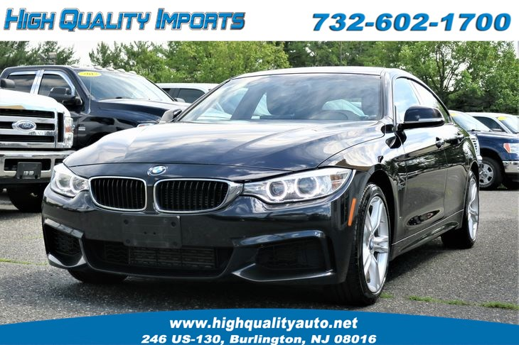2015 BMW 435 XI GRAN COUPE M-SPORT PACKAGE