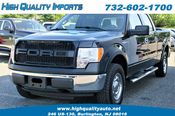 2010 Ford F150 XLT SUPERCREW 1-OWNER
