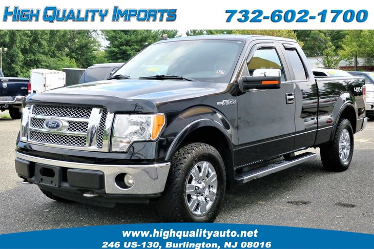 2010 Ford F150 LARIAT EXT CAB BACK-UP CAMERA