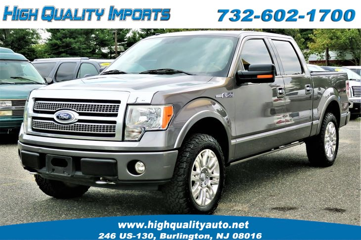 2009 Ford F150 PLATINUM CREW CAB FULLY LOADED