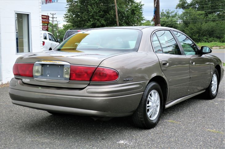 2002 Buick LESABRE CUSTOM LOW MILES SUPER CLEAN - High Quality Imports
