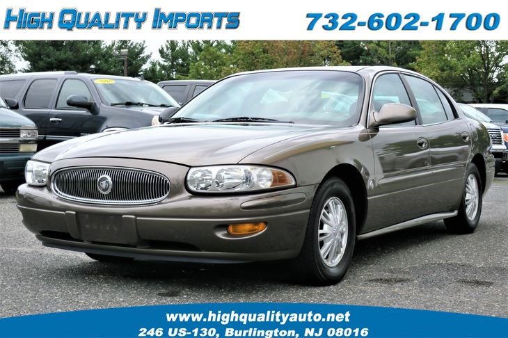 2002 Buick LESABRE CUSTOM LOW MILES SUPER CLEAN