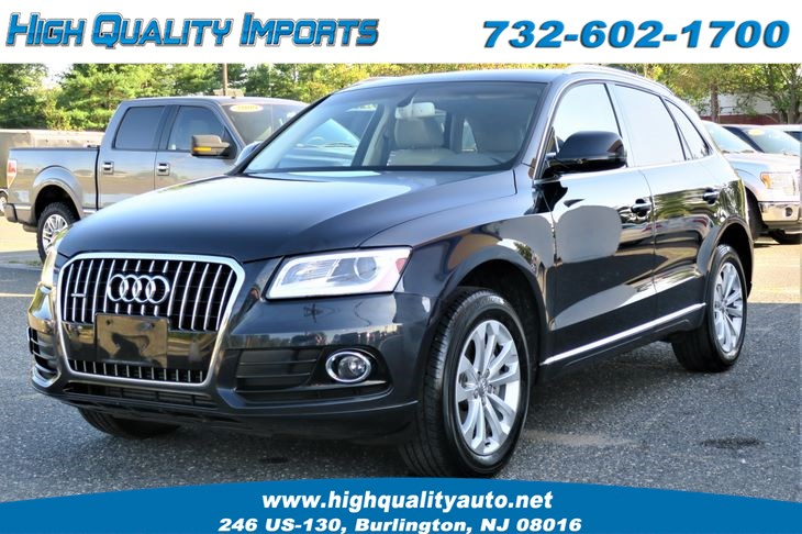 2015 Audi Q5 PREMIUM PLUS FULLY LOADED