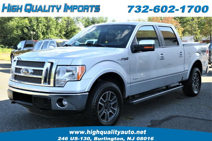 2012 Ford F150 LARIAT SUPERCREW