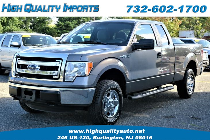 2013 Ford F150 XLT SUPER CAB
