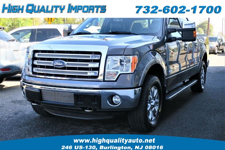 2013 Ford F150 LARIAT SUPERCREW