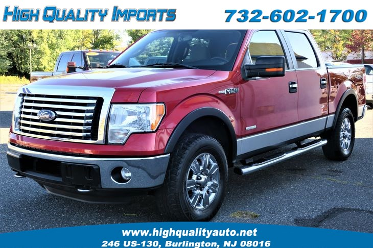 2011 Ford F150 XLT ECO BOOST SUPERCREW
