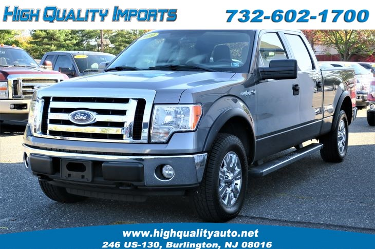 2010 Ford F150 XLT SUPERCREW