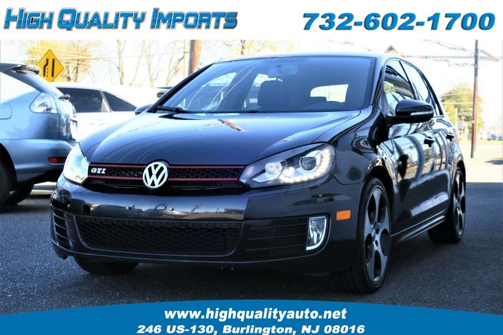 2012 Volkswagen GTI FULLY LOADED W/ NAVI + SUNROOF