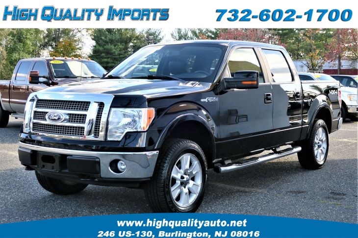 2009 Ford F150 LARIAT 1-OWNER FULLY LOADED