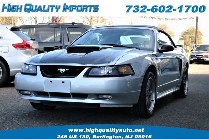 2003 Ford MUSTANG GT CONVERTIBLE VERY LOW MILES!