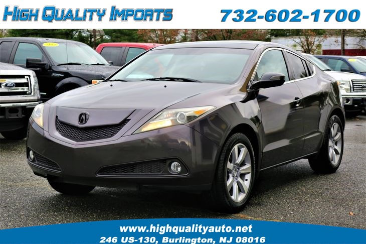 2010 Acura ZDX TECHNOLOGY FULLY LOADED