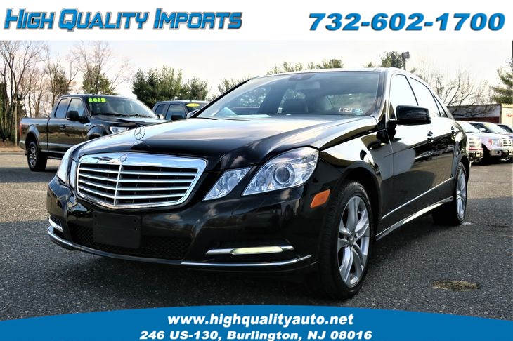2011 Mercedes-Benz E-CLASS E350 4MATIC FULLY LOADED
