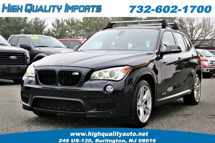 2013 BMW X1 XDRIVE35I M-SPORT PACKAGE