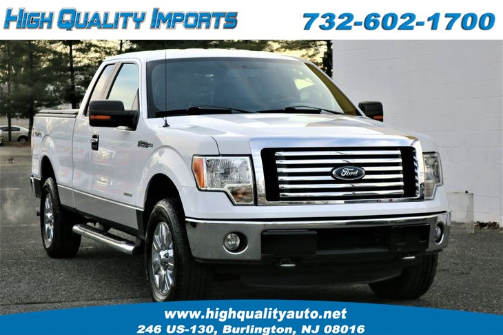 2012 Ford F150 XLT SUPER CAB