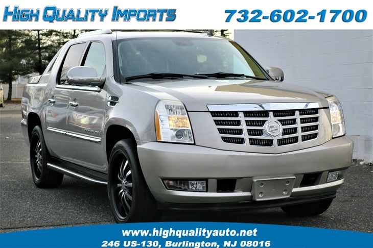2007 Cadillac ESCALADE EXT FULLY LOADED