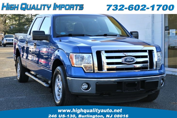 2012 Ford F150 XLT LOW MILES SUPERCREW
