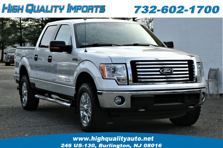 2012 Ford F150 XLT ECOBOOST SUPERCREW