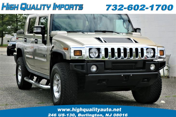 2007 HUMMER H2 SUT FULLY LOADED