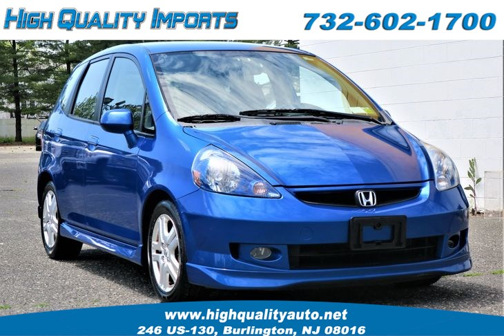 2007 Honda FIT SPORT 1-OWNER