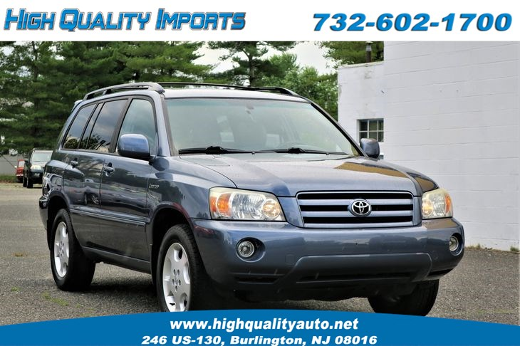2005 Toyota HIGHLANDER LIMITED LOW MILES