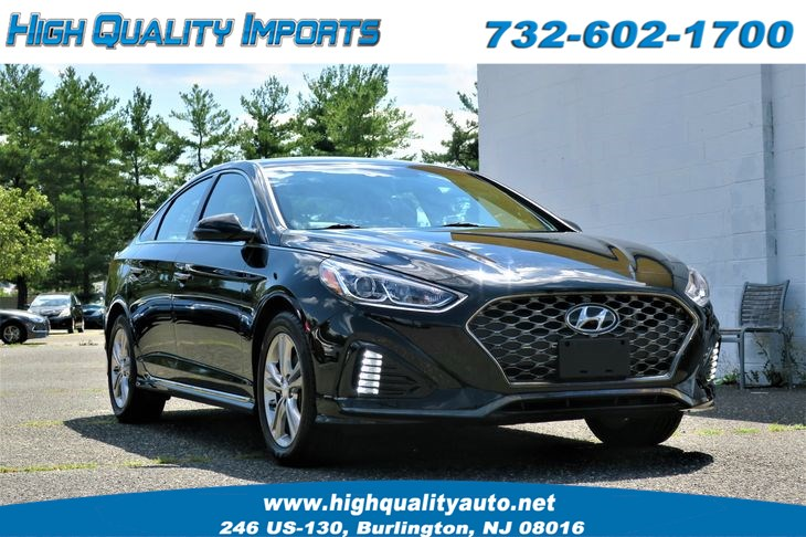 2018 Hyundai SONATA SPORT FULLY LOADED W/ OPTIONS