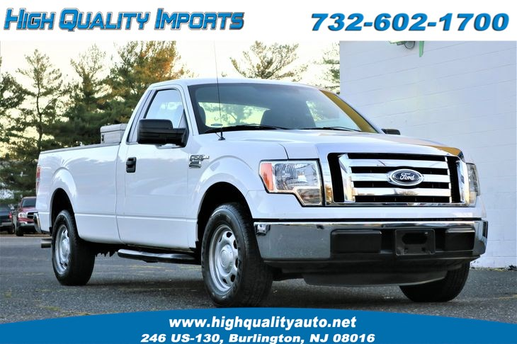2012 Ford F150 SUPER LOW MILES