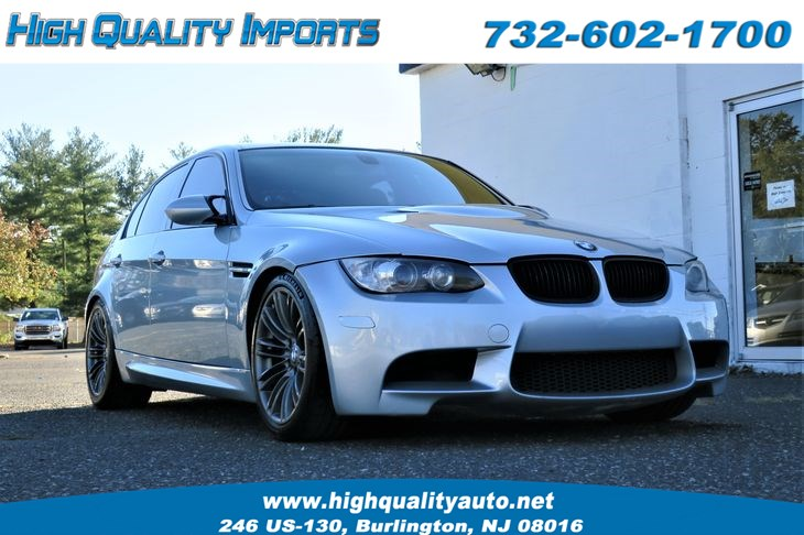 2008 BMW M3 6-SPEED **SEDAN**RARE**NO CATS