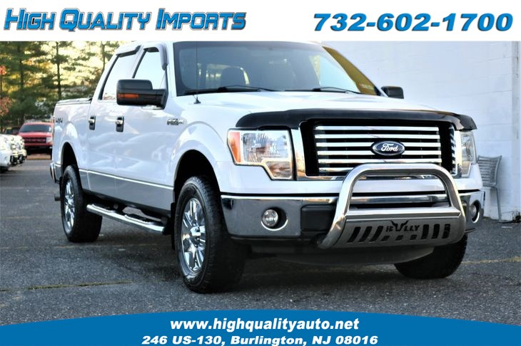 2011 Ford F150 XLT 1-OWNER SUPERCREW