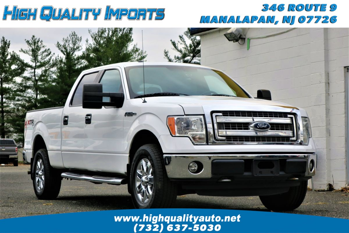 2013 Ford F150 XLT SUPERCREW