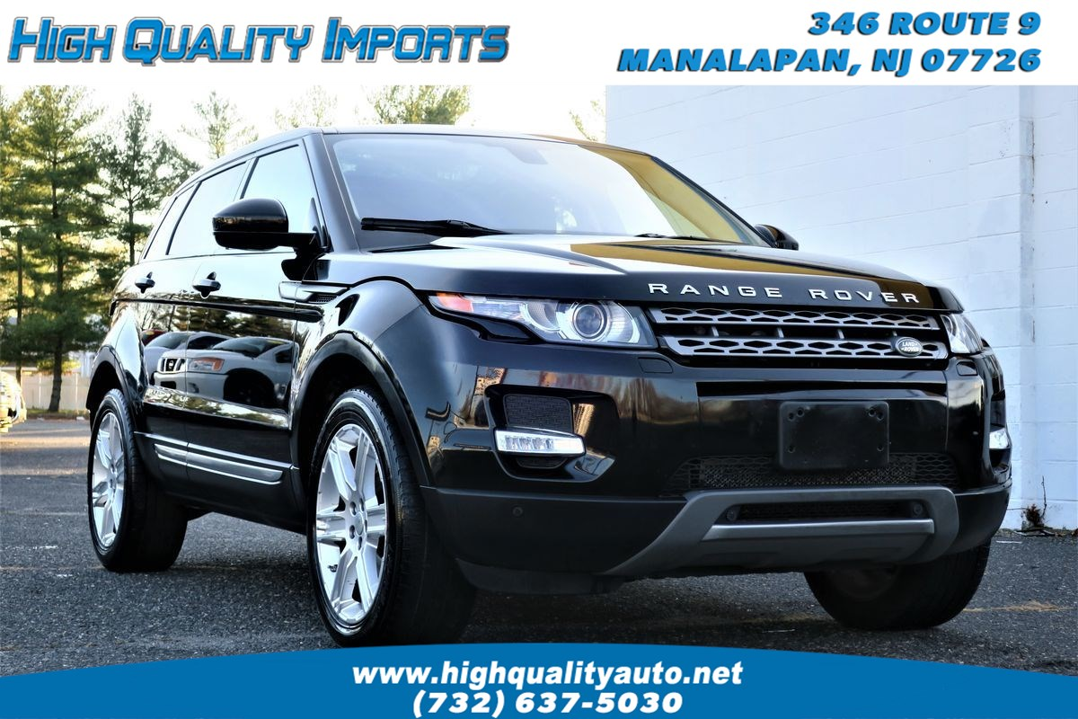 2015 Land Rover RANGE ROVER EVO PURE PLUS 1-OWNER