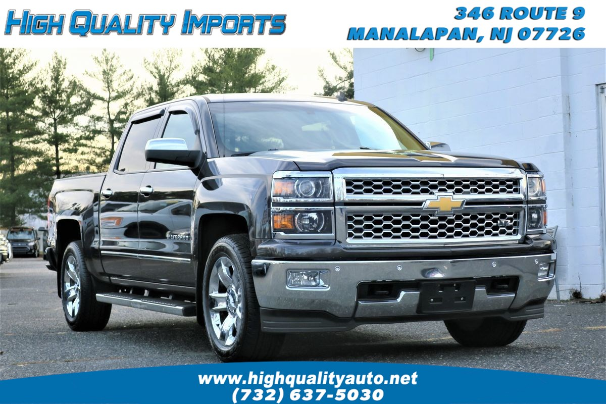 2014 Chevrolet SILVERADO 1500 LTZ Z71 PACKAGE FULLY LOADED