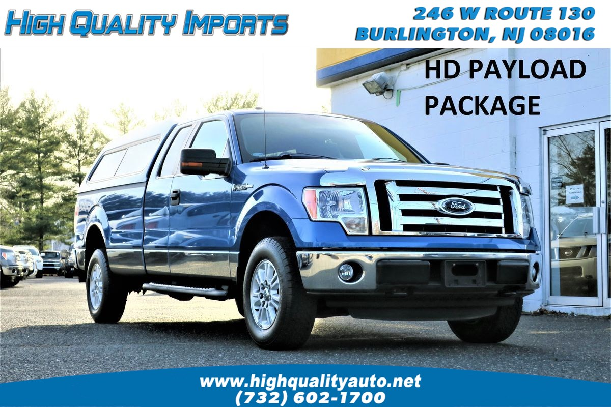 2012 Ford F150 HD PAYLOAD