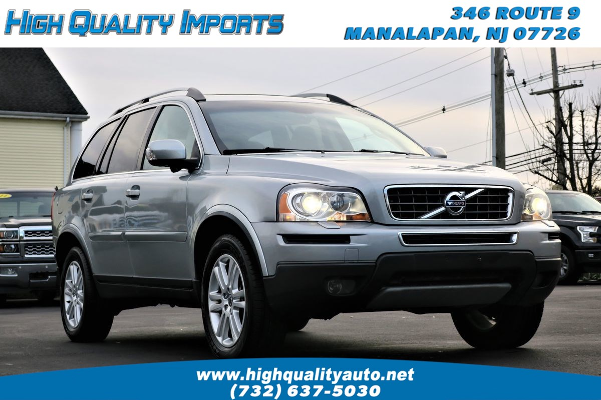 2012 Volvo XC90 3.2 1-OWNER FULLY LOADED