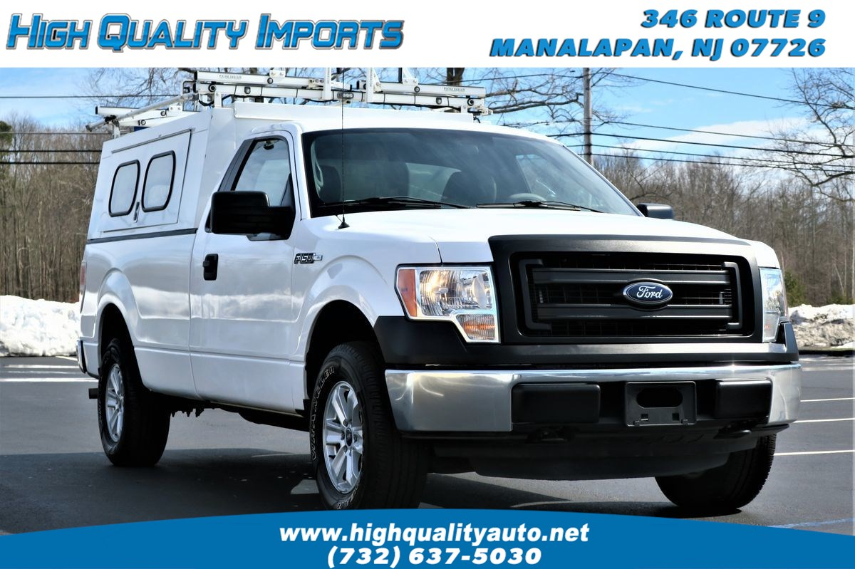2014 Ford F150 1-OWNER XL WORK TRUCK