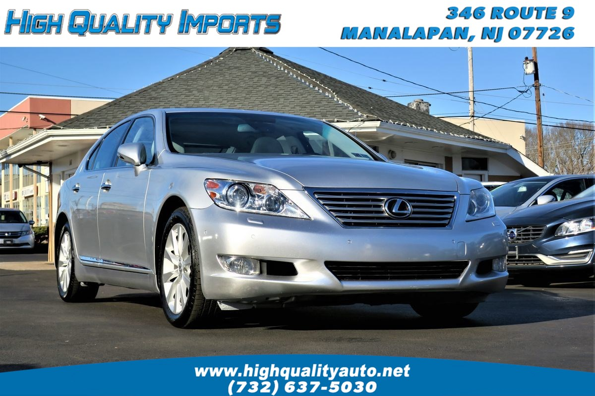 2011 Lexus LS 460 FULLY LOADED W/ ALL OPTION