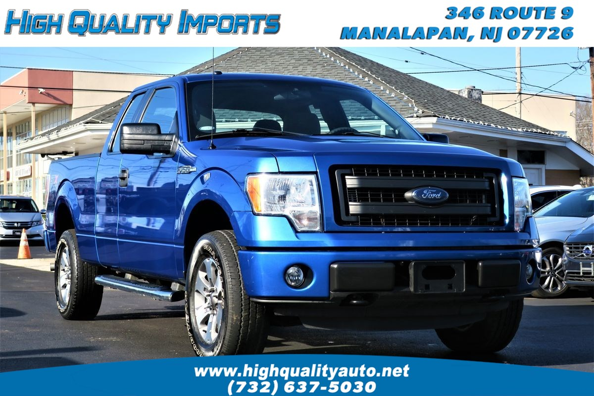 2014 Ford F150 STX SUPER CAB