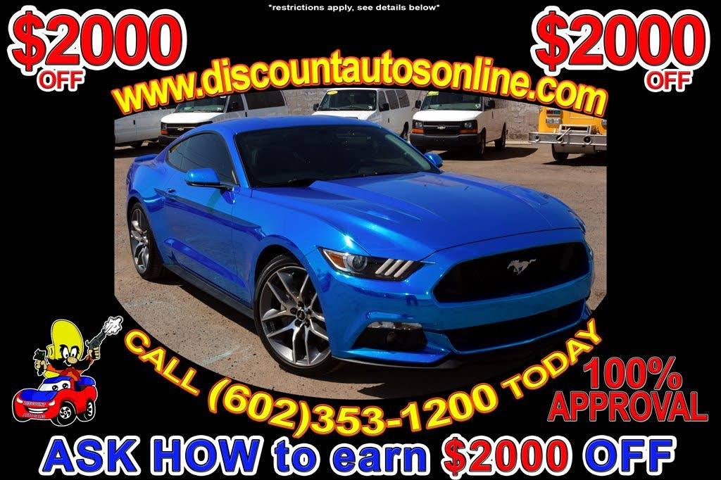 2015 Ford Mustang Chrome Wrap GT